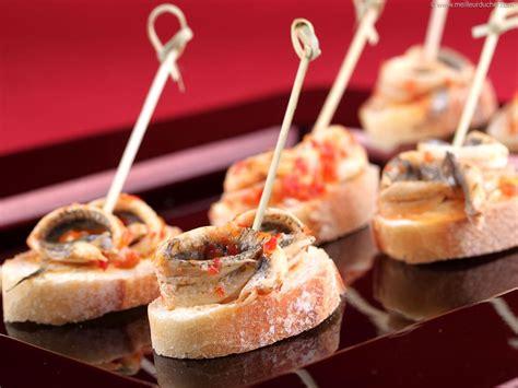 tapas aux anchois marines fiche recette illustree