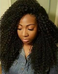 Super Chic Crochet Braid Styles With Human Hair
