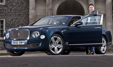 Bentley Mulsanne: A Car The Germans Need A Hand With