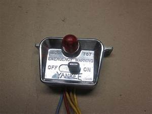 Sell Old Rare Yankee Accessory 4 Four Way Flasher