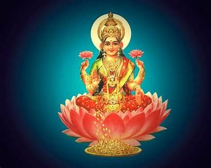 God Hindu Lakshmi Gods Wallpapers Faces Five