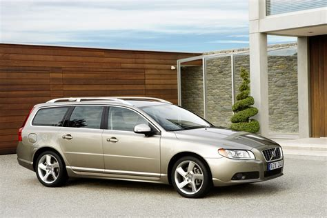 The Allnew V70  More Luxurious, Sportier And Versatile