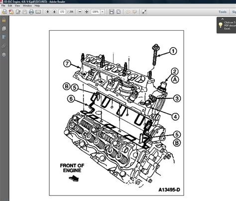 Ford 6 0l Engine Diagram by Ford Repair Station