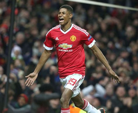 Latest on manchester united forward marcus rashford including news, stats, videos, highlights and more on espn. Twitter reacts to Marcus Rashford's debut brace for Manchester United - Daily Star