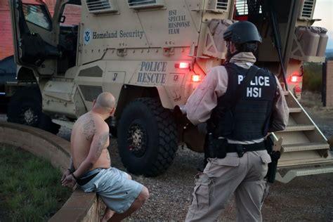 16 Arrested In Tucson Were Part Of Major Drug