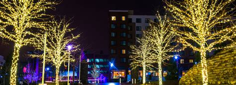 christmas light installation for apartment complexes