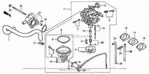 Honda Engines Gxv610 Qwd1 Engine  Jpn  Vin  Gjac