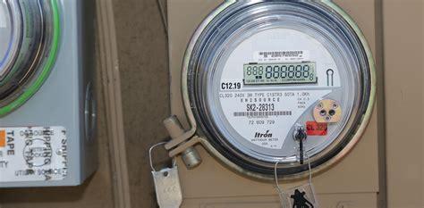 Read Meter Tucson Electric Power