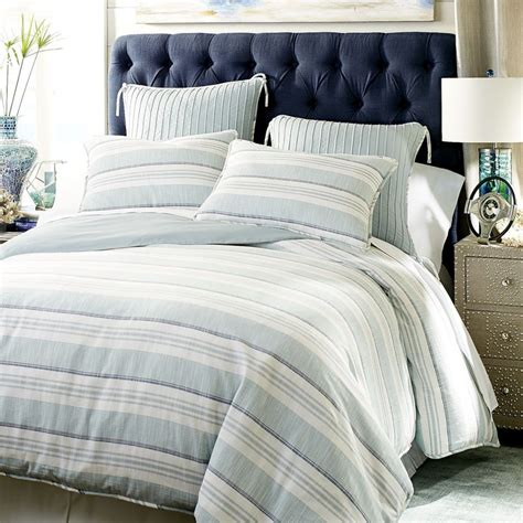 striped duvet covers bedding everything turquoise