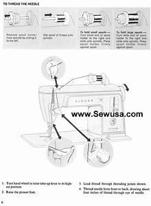 Singer Touch  U0026 Sew 629