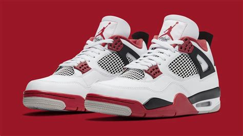 Air Jordan 4 Iv Fire Red 2020 Release Date Dc7770 170