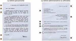 Lettre De Motivation écrite Ou Ordi : savoir reconna tre et crire une lettre personnelle une lettre administrative ~ Medecine-chirurgie-esthetiques.com Avis de Voitures