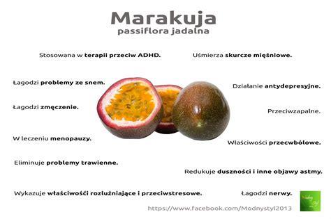 Marakuja i jej właściwości | ZdrowoNaturalnie.pl