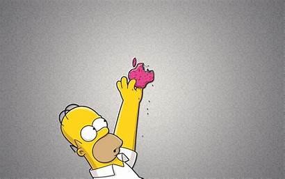 Simpson Wallpapers Homer Desktop Simpsons Funny Cave