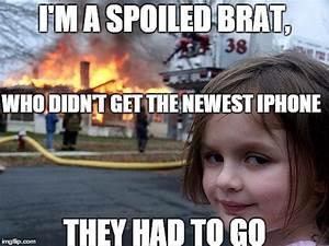 Evil Little Girl Fire Meme | www.imgkid.com - The Image ...