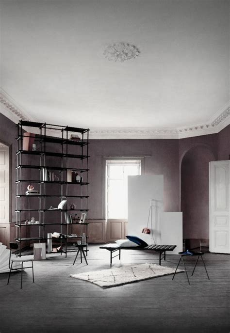 Mille Et Une Idées Pour Le Salon Style Industriel En 44