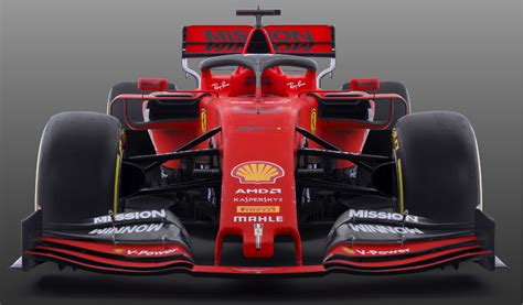 ferrari sf launch racecar engineering
