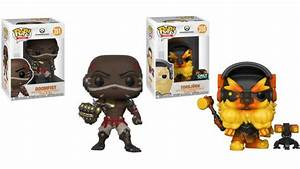 Overwatch Funko Pop June 2018 What Are The New Figures