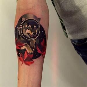 Kleine Männer Tattoos : tattoo auf unterarm 25 tolle ideen f r m nner und frauen ~ Frokenaadalensverden.com Haus und Dekorationen