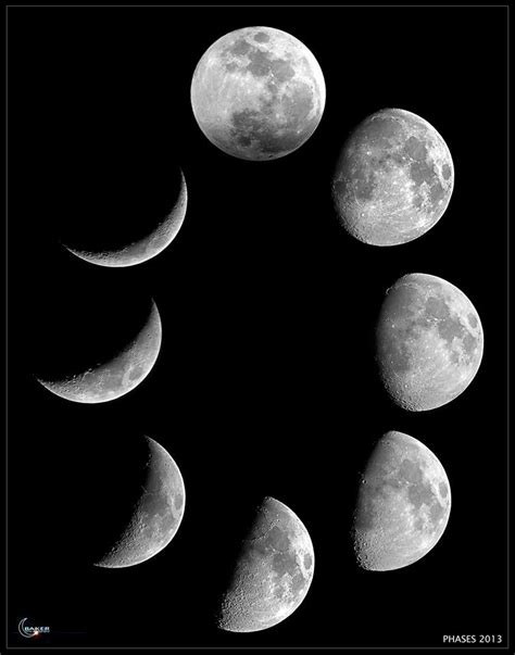 understanding moon phases moon phases earthsky