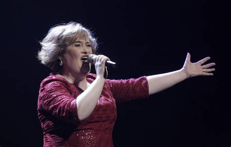 Susan Boyle Admits She's Ready To Find A Man And Reveals