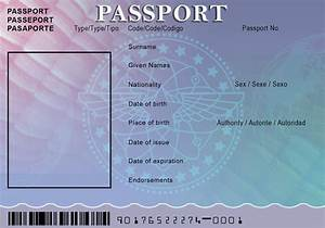 Passport template beepmunk for Us passport photo template
