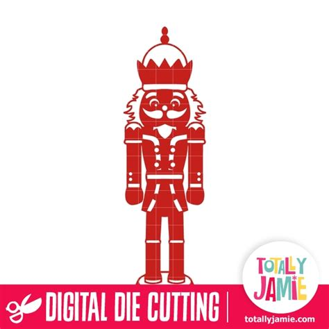 ✓ free for commercial use ✓ high quality images. Vintage Christmas Nutcracker Soldier - TotallyJamie: SVG ...