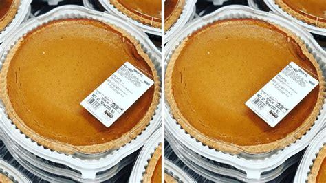 Costco's 4-Pound Pumpkin Pie Is Back - Simplemost