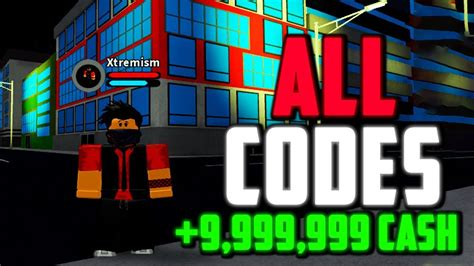 All Cash Codes In Boku No Roblox Remastered