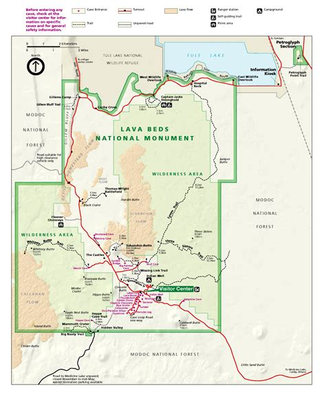lava beds national monument map file labe map jpg wikimedia commons