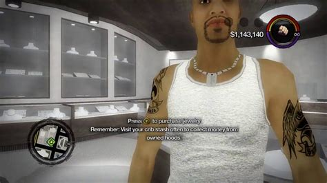 How To Make The Default Player In Saints Row 2
