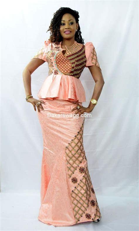 robe de chambre grande taille femme robe sénégalaise photos de robes