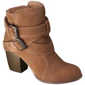 womens wedge boots target 39 s mossimo supply co genuine suede target