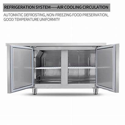 Freezer Refrigerator Kitchen Counter Series Undercounter Refrigeration
