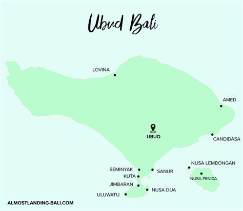 ubud travel guide  landing bali