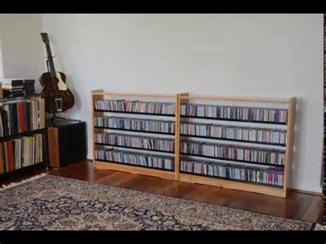Cd Regal Diy diy cd rack