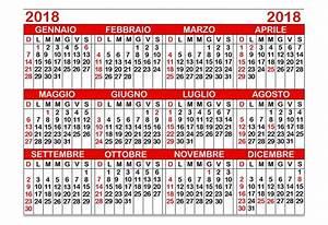 Calendario Festività 2018 02Web COME FARE Tutto sul