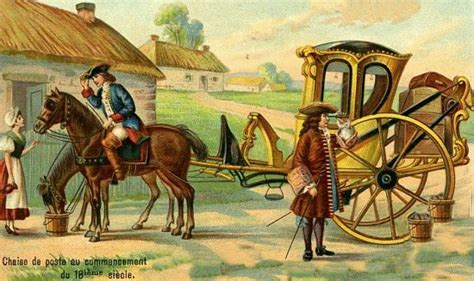 chaise de poste voyages et routes d 39 autrefois ou l 39 éloge de la lenteur