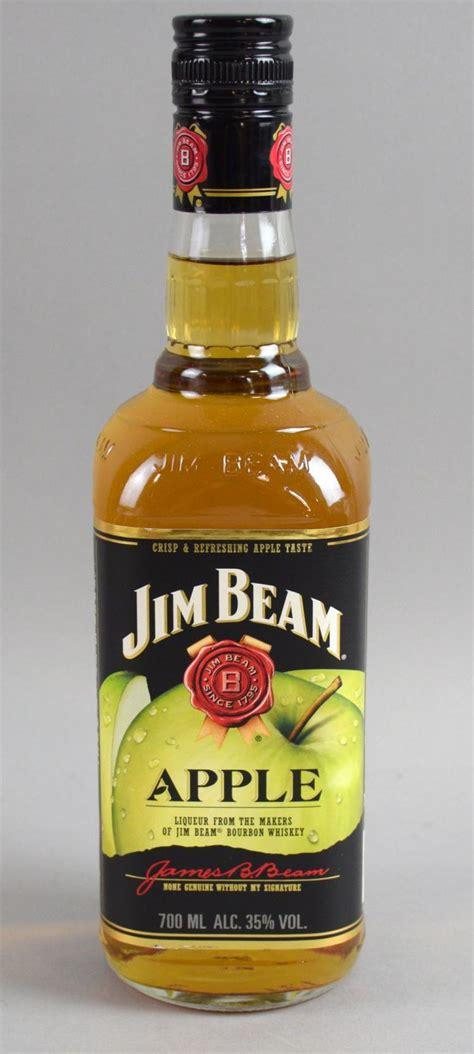 jim beam apple jim beam apple liqueur 70cl case of six bottles