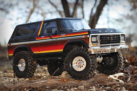 Traxxas Ford Bronco by Traxxas Ford Bronco Trx 4 Rc Truck Gear Patrol