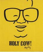 Holy cow! by Harry Caray @ Like Success