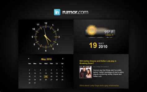 Animated Clock Wallpaper Windows 7 - free animated clock wallpapers for windows 7