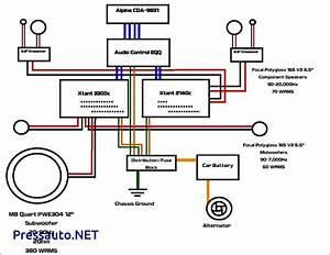 Rockford Fosgate T 600 4 Wiring Diagram