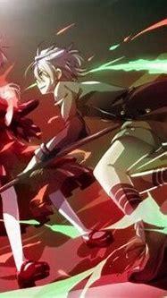 anime, kushina anna, and gojou sukuna image