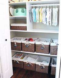 closet organization tips Organizing the Baby's Closet: Easy Ideas & Tips