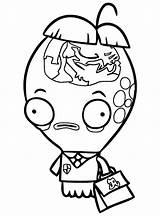 Coloring Fish Hooks Albert Glass Character Ki Bhakti Shakti Hero Pages Hain Button Using Grab Feel Well sketch template