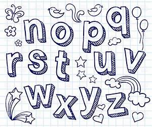 17 best ideas about Cool Fonts To Draw on Pinterest | Cool ...