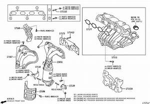 Toyota Matrix Insulator  Exhaust Manifold Heat  No  1