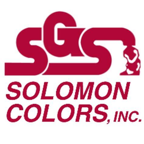 solomon colors solomon colors inc solomoncolors