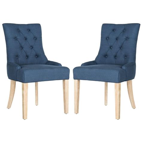 996 outdoor pack safavieh abby steel blue white wash viscose poly chair 2